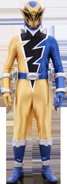 Comic Book Page - Super Sentai/Power Rangers